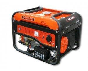 Генератор бензиновый 2.8кВт, 220В, эл. стартер, AGE3500D, Aurora
