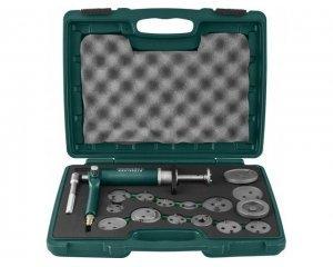 Инструмент для возврата поршней дисковых тормозных механизмов пневматический (набор), AN010001D, Jonnesway