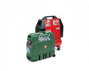 Компрессор Compact 120R поршневой безмаслянный 103 л/мин, 24 л, 220В, compact-120r, Fiac
