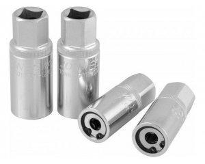 Набор шпильковертов 6-12 мм, 4 предмета, AG010059, Jonnesway