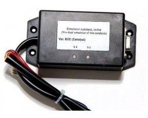 Эмулятор исправного каталитического нейтрализатора B2C