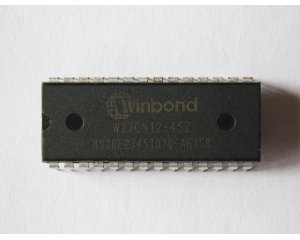 Микросхема W27C512