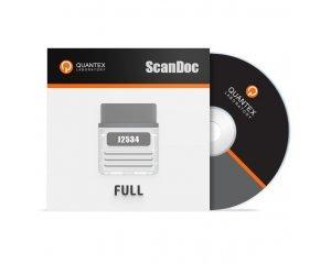 *Полный пакет для Scandoc Compact J2534