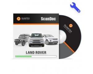 Land Rover (марка тестируется)