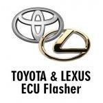 Загрузчик прошивок Toyota Lexus ECU Flasher