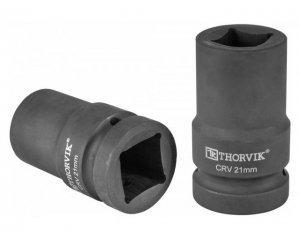 """Головка торцевая 1""""DR 21 мм четырехгранная, LSWS00121, Thorvik"""