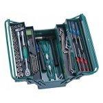 Набор инструментов в металлическом ящике, 66 предметов, Jonnesway C-3DH203
