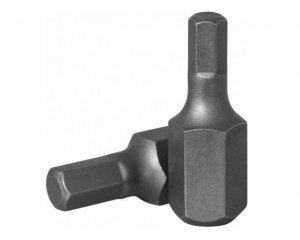 Вставка-бита 10 мм DR шестигранная H7х30 мм, 531207, Ombra
