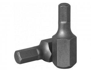 Вставка-бита 10 мм DR шестигранная H6х30 мм, D130H60, Jonnesway