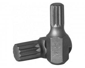 Вставка-бита 10 мм DR Spline M12х30 мм, D10M30M12A, Jonnesway